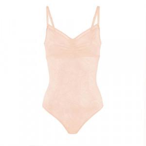 BODY WITH TANGA 12S510 Pinky sand(772) - Simone Perele Pinky sand 1
