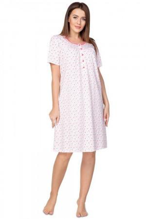 Noční košile 077 pink plus - REGINA růžová