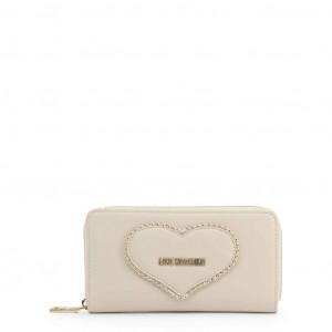 Dámská peněženka Love Moschino JC5639PP08KG white NOSIZE