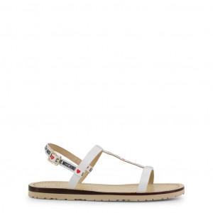 Dámské sandálky Love Moschino JA16421G07JV white EU