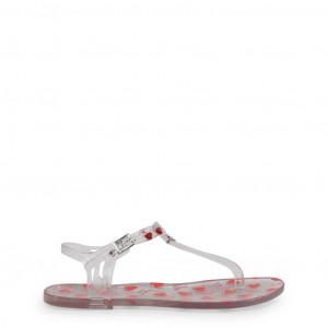Dámské sandálky Love Moschino JA16021G17IW white EU
