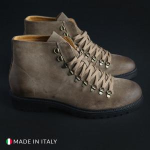 Pánské kotníčkové boty Made in Italia FERDINANDO brown EU