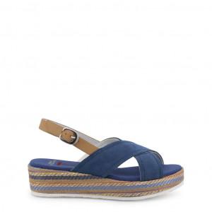 Dámské sandálky U.S. Polo Assn. JENNA4081S9_S1 blue EU