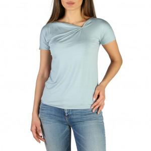 Dámské tričko Emporio Armani 3Z2M6E2J85Z blue