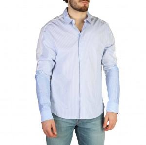 Pánská košile Emporio Armani W1CF7TW148C white
