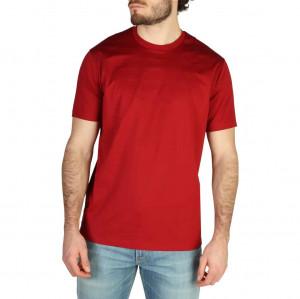 Pánské tričko Emporio Armani 3Z1TM11JQSZF red