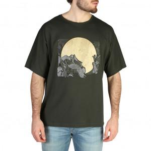 Pánské tričko Emporio Armani 3Z1T6U1JQ4Z0 green