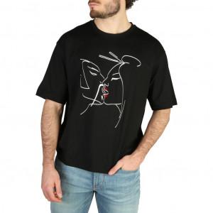 Pánské tričko Emporio Armani 3Z1T6P1JO4Z0 black