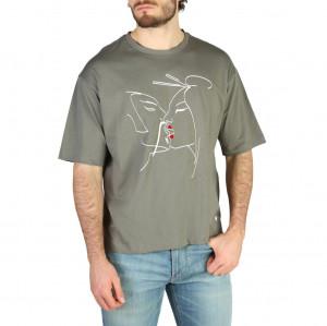 Pánské tričko Emporio Armani 3Z1T6P1JO4Z0 green