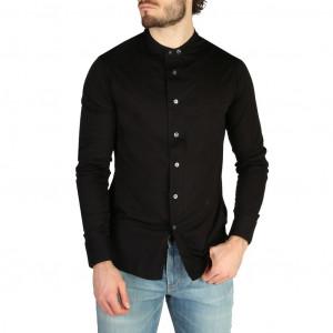 Pánská košile Emporio Armani 3Z1CM91JQXZ0 black