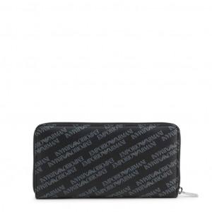 Unisex peněženka Emporio Armani Y4R169_YLO7E black NOSIZE