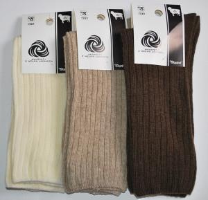Ponožky art.53 - Skarpol hnědá 42-44