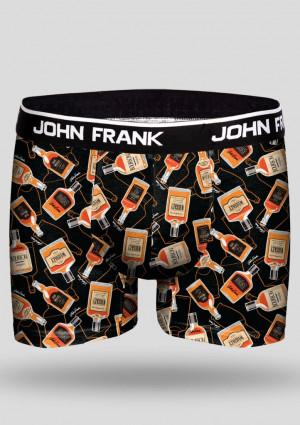 Pánské boxerky JFBD249 - TENESSY - John  vícebarevné