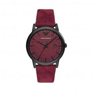 Pánské hodinky Emporio Armani AR1127 red NOSIZE