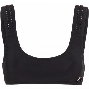 Vrchní díl plavek KW0KW00810-BEH černá - Calvin Klein černá