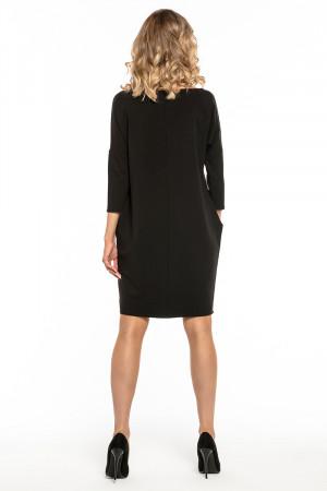 Denní šaty T247/1 - Tessita  černá XL/XXL