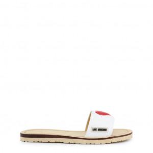Dámské sandálky Love Moschino JA28091G0AJA white EU