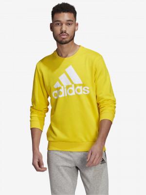 Essentials Big Logo Mikina adidas Performance Žlutá