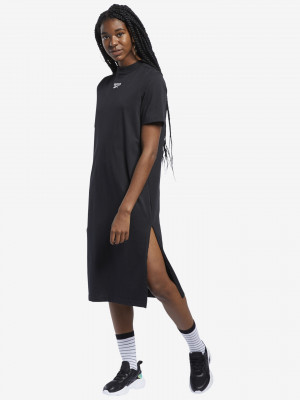 Classic Wardrobe Šaty Reebok Classic Černá