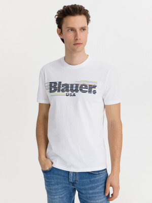 Triko Blauer Bílá