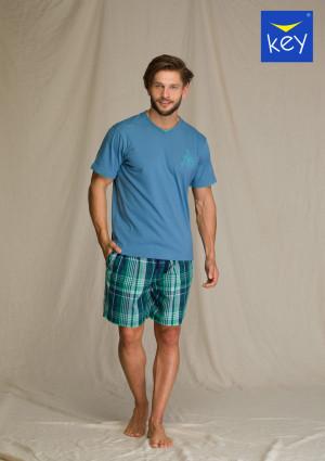Pánské pyžamo MNS 714 A21