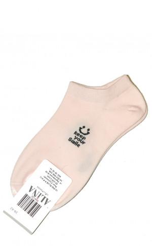 Dámské ponožky Ulpio Alina 5041 35-42 fialová 35-38
