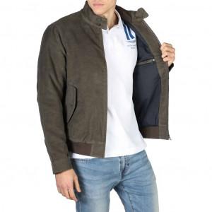 Pánská bunda HM402086 - Hackett taupe