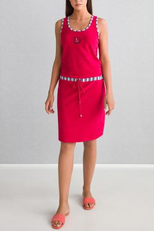 Plážové šaty 6105 - Vamp malinová