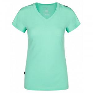 Dámské tričko Merin-w - Kilpi tyrkysová L-40
