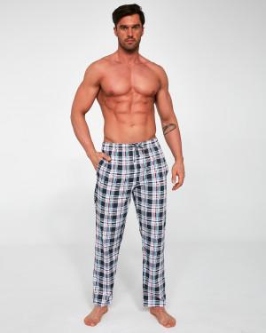 Pánské pyžamové kalhoty Cornette 691/29 654502  tmavě šedá