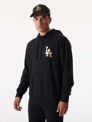 MLB Los Angeles Dodgers Mikina New Era Černá