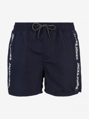 Bali Plavky Jack & Jones Modrá