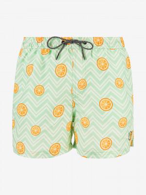 Bali Plavky Jack & Jones Zelená