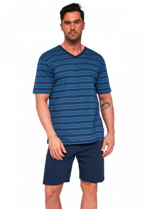 Pánské pyžamo Cornette 330/15 L Modrá
