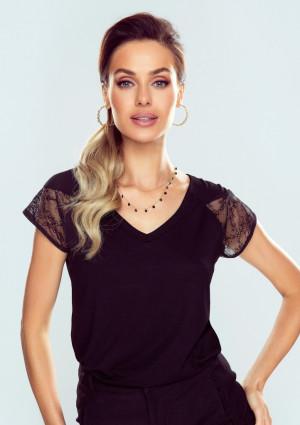 Dámské tričko Eldar Adalia L Černá