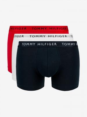 Boxerky 3 ks Tommy Hilfiger Barevná