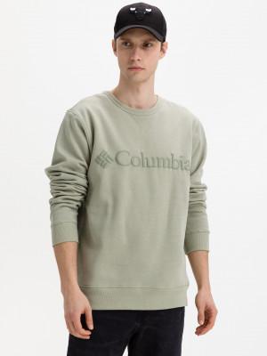 Mikina Columbia Zelená