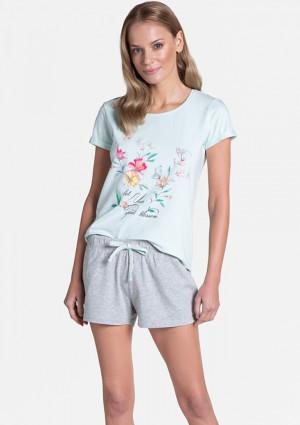 Dámské pyžamo Henderson 38888 L Peprmint