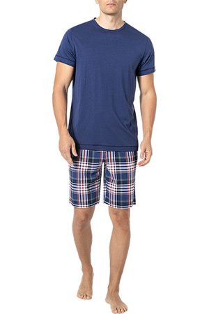Pánské pyžamo 500001 - B59 - Jockey XXL tm.modrá