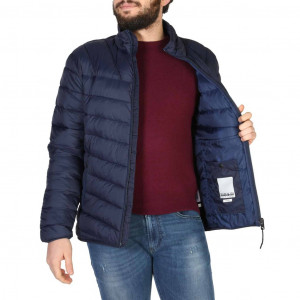 Pánská bunda NP0A4ENM - Napapijri tmavě modrá