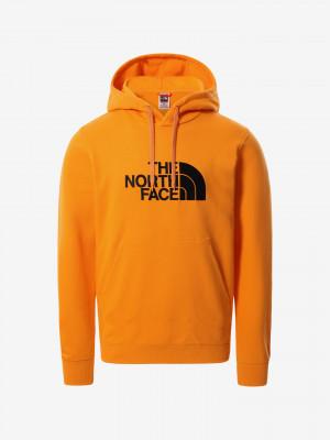 Drew Peak Mikina The North Face Oranžová