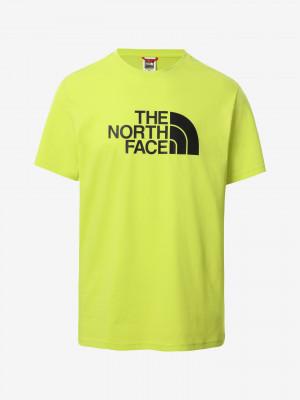 Easy Triko The North Face Žlutá
