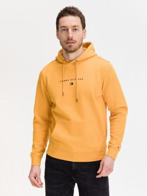 Essential Mikina Tommy Hilfiger Žlutá
