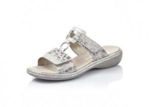 Pantofle RIEKER 659X6-80