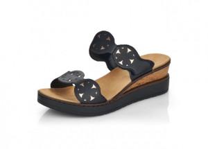 Pantofle RIEKER V38P5-00