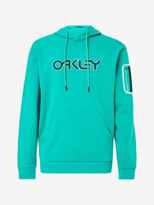 B1B Pocket Mikina Oakley Modrá
