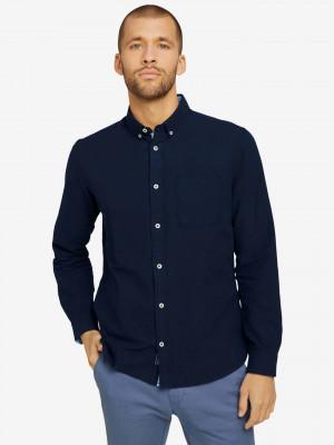 Košile Tom Tailor Modrá