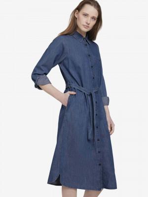 Šaty Tom Tailor Modrá