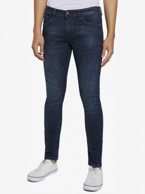 Denim Long Jeans Tom Tailor Modrá