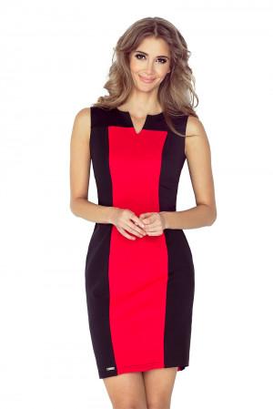 Dámské šaty 006-1 - MORIMIA červená